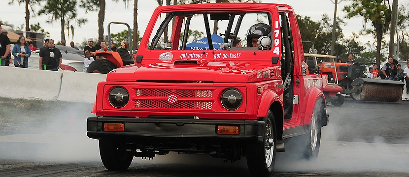 Suzuki 9.3 @ 139 MPH